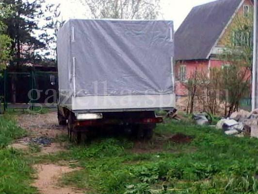 грузовое такси на дачу