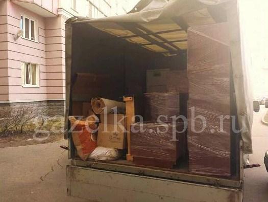 Перевозка мебели в СПб